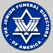 Jewish Funeral Directors of America Logo - Out of State Funeral Arrangements